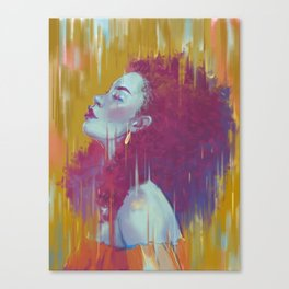 In Tune Canvas Print