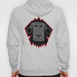 Dark Lion Log Hoody