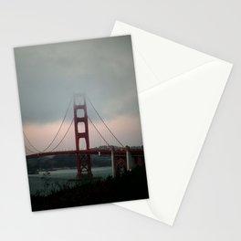 Golden Gate Bridge Stationery Cards