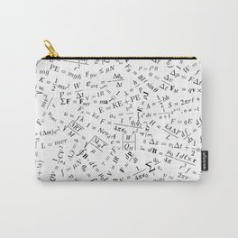 Equation Overload II Carry-All Pouch