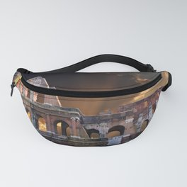 The Coliseum of Ancient Rome Fanny Pack