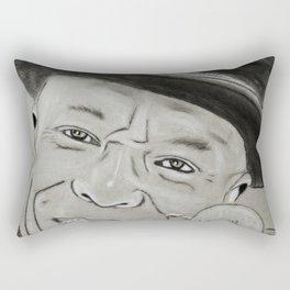 Buddy Guy Rectangular Pillow