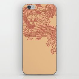 Tessellating Textures iPhone Skin