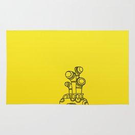 Yellow Submarine Solo Rug