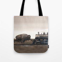 Plains Game II Tote Bag