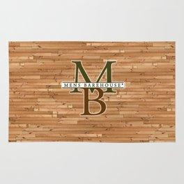 Mens Barehouse Wood Edition Rug