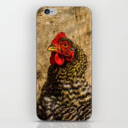 Chicken Time iPhone Skin