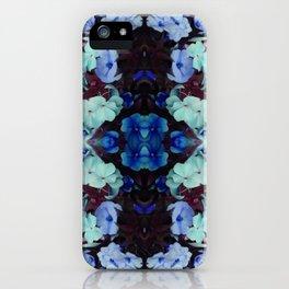 Future Floral III iPhone Case