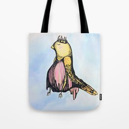 songbird princess Tote Bag