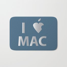 I heart Mac Bath Mat