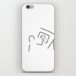 architect technical draftsmen iPhone Skin