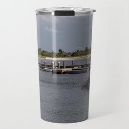 Sunken Ship, Davis Islands, Tampa, FL Travel Mug