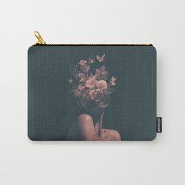 Dead Flowers Carry-All Pouch