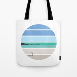 Tiree Longboarder Tote Bag