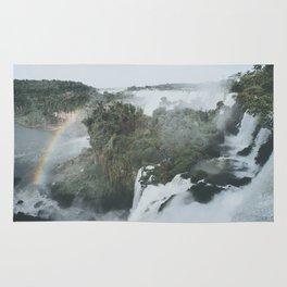 Iguazu Falls III Rug