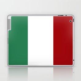 Italian Flag Laptop & iPad Skin