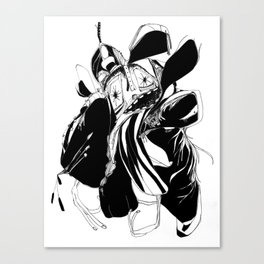 feumpe Canvas Print