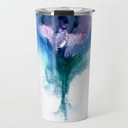 Isabella's Vulva Flower Travel Mug