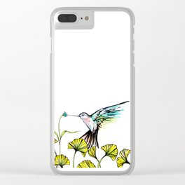 Be Still Wings, So I Can Always Remember You This Way Clear iPhone Case