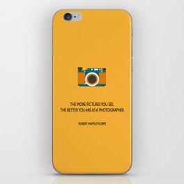 Better Photographer iPhone Skin