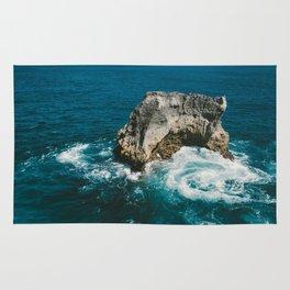 Whirlpool Rock Rug