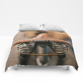 Brooks Bike Comforters