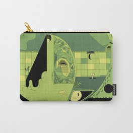 Desert Pajamas Carry-All Pouch