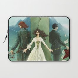 Both Sides Now Laptop Sleeve