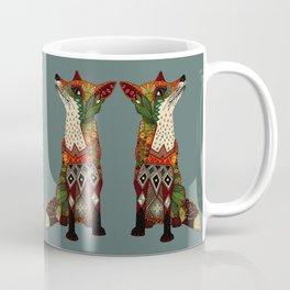 fox love Kaffeebecher