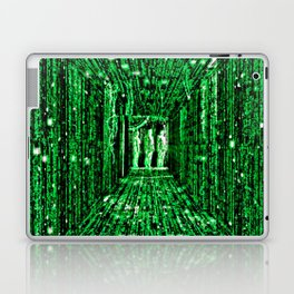 Free The Mind Neo Matrix Laptop & iPad Skin
