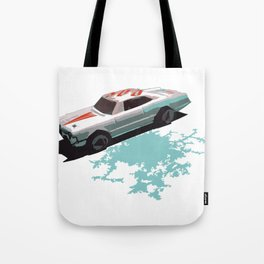 Little Car (remix) Tote Bag