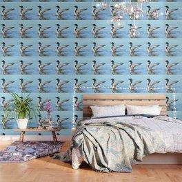 Loon Breach Wallpaper