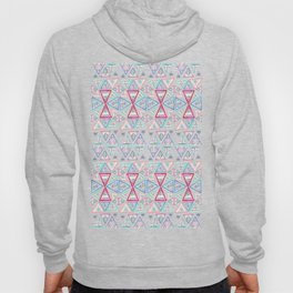 Triangles and Tribal Hoody