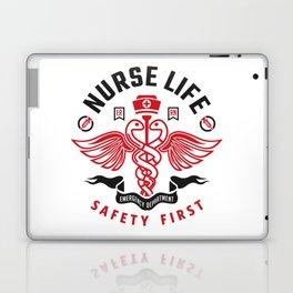 Nurse Life Laptop & iPad Skin