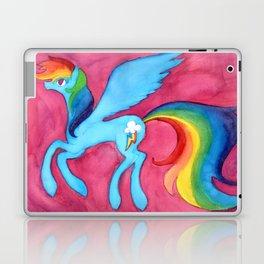 Rainbow Dash Laptop & iPad Skin