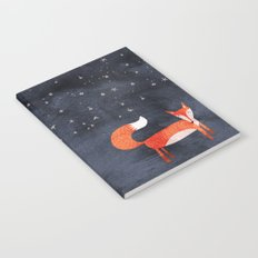 Fox Dream Notebook