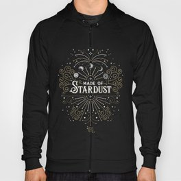 Made of Stardust – Black & Gold Palette Hoody