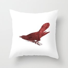 Cuckoo Throw Pillow