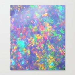 Purple Opal Canvas Print