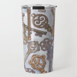 Unlocking Secrets Travel Mug