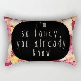 Fancy Rectangular Pillow