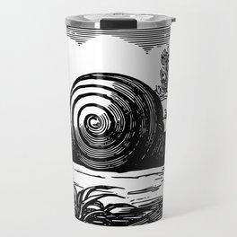 Divine emblems, or Temporal things spiritualized 1867 Travel Mug
