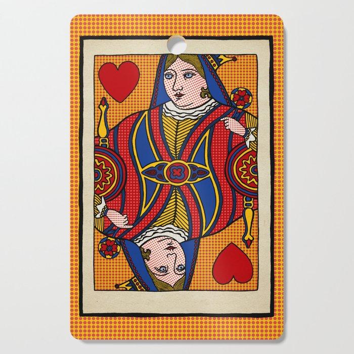 Queen of Pop Cutting Board