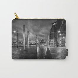 Swansea city centre at night Carry-All Pouch