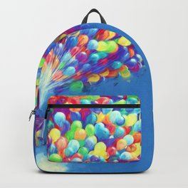 Up Balloons Backpack