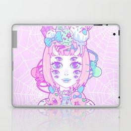 Miss Muffet Laptop & iPad Skin