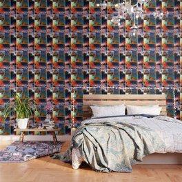 Sunset Collage Wallpaper