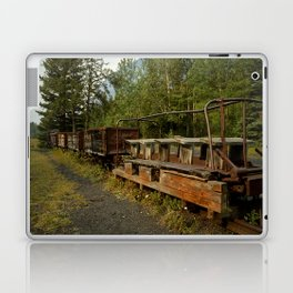Coal Train Laptop & iPad Skin