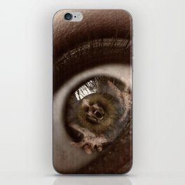 Only Through My Eyes iPhone Skin