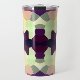 Rorshach in Color Travel Mug